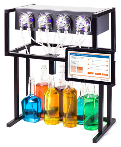 Bartendro Product Shot